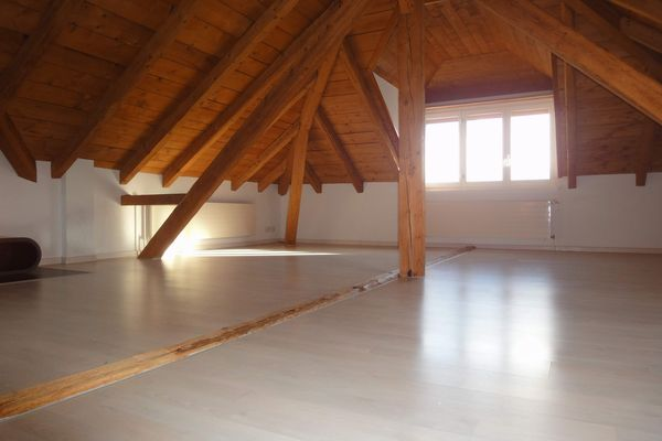3.5-Zimmer Attika Loft Wohnung : atelier süd